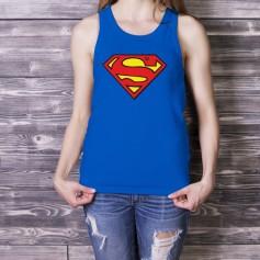 Superwoman Camiseta Tirantes