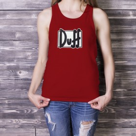 Duff Camiseta de Tirantes