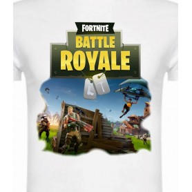 Camiseta Fortnite BATTLE...