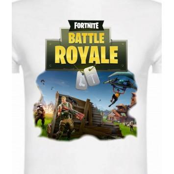 Camiseta Fortnite BATTLE ROYALE