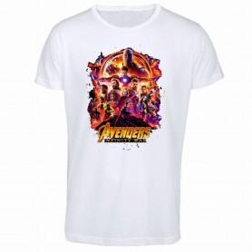 Camiseta Vengadores...
