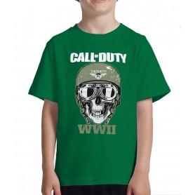 Camiseta Call of Duty Airbone WWII Niño