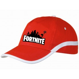 Gorra Fortnite Roja