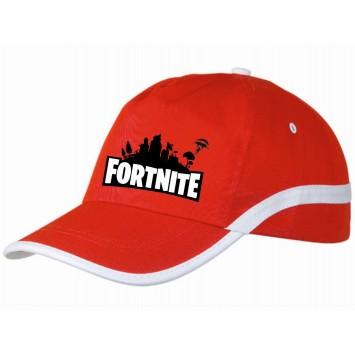Gorra Fortnite Roja