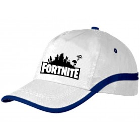 Fortnite Gorra Blanca