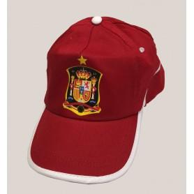 Gorra España Roja